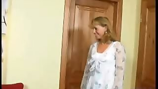 Mature House Wife Fucked By Youngster