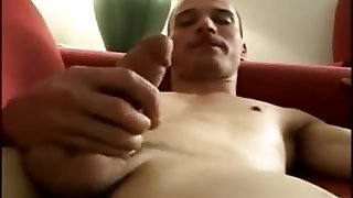 Graduation Wank For This Sporty Twink