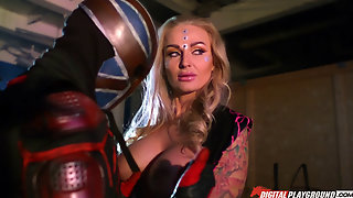London Knights: A Heroes And Villains Xxx Parody Series - Episode 5