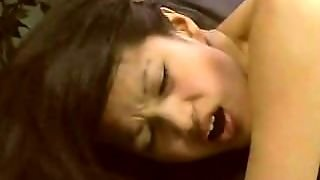 Japanese Teen Orgasm Made By Fuck Machine