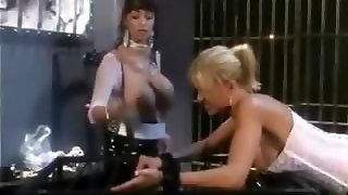 Blonde Slave Gets Smacked And Spanked