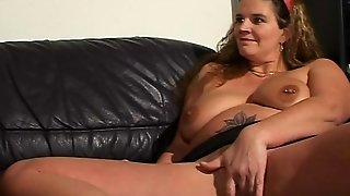 Tattooed Housewife Gets Fucked Hard