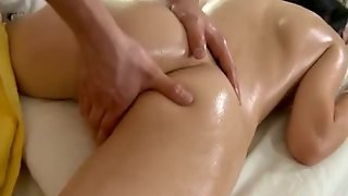 Squirt Blowjob And Cum Shot With A Massage