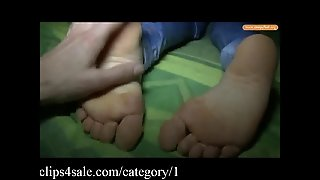 Foot Fetish Fun At Clips4Sale.com
