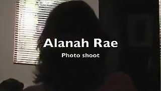 Alanah Rae Photo Shoot