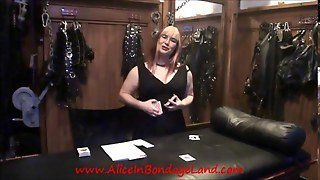 You Bet Your Dick Chastity Card Game Femdom Mistress Bdsm