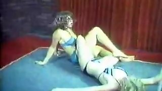 Vintage, Catfight, Catfights