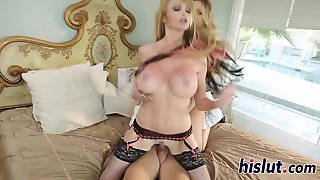 Deep Anal Drilling For Sheena Shaw