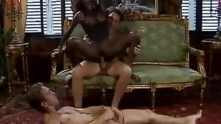 Ebony Ir Anal And Dp