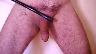 Penis Caning