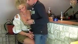 Couple, Blonde, Doggy Style, Straight