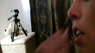 Amateur Girlfriend Anal, Deepthroat And Cum