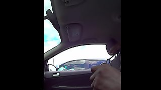 Teens, Flashing, Car Flash, Bbc, Voyeur, Car