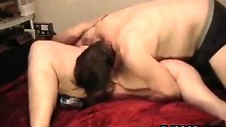 Bbw Licked And Fucked By Her Man