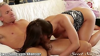 Adriana Chechik Banged For Audience