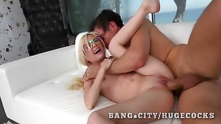 Piper Perri Is A Spinner Getting Fucked