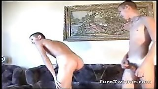 Hot Raw Euro Twinks