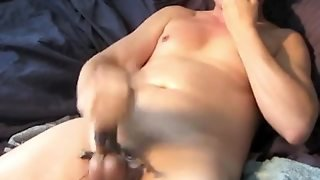 Mature Gay Solo Masturbation