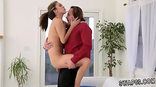 Football Coach Fucks Horny Teens Full First Time In Part One, Kara Is Escorted By Audreys