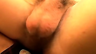 Straight Boy Cherokee Cums Over His Own Face!