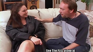 Rebecca Gets Dirty D's Slut Wife Cum Tasting Training 101
