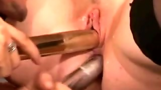 Drilled, Fist, Double Penetration
