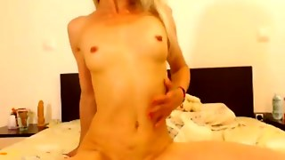 Dirty Blonde Webcam Chick