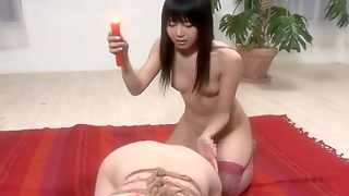 Luscious Asian Babe In A Kinky Bondage Flick