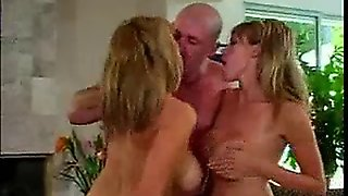 Jobs, Give, Breasts, Huge, Group Sex, Sharing, Penis, Head, Facial, Boobs, Jizz