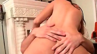 Huge Ass Milf Banged Hardcore Over The Sofa