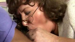 Dirty Mature  Sucking And Kissing