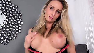 Frisky Czech Cutie Spreads Her Tight Twat To The Extreme
