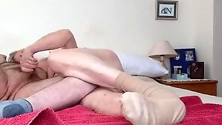 Wanking With Daddy