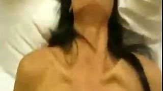 Hot Sex Cumshot With Malay Hottie