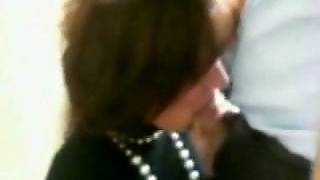 Mature Milf Swallows Cum