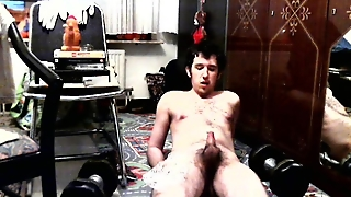 Push Up, Masturbation, Masturbate, Male, Crunches, Fitness, Germany, Dick, Naked, Cock, Solo Male