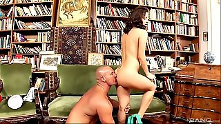 Cute Madlin With Big Ass Doggystyle Ravished Hardcore