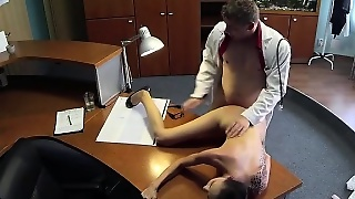 Doctor Fucks Sexy Tattooed Patient In Fake Hospital