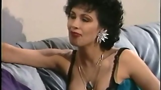 Vintage Fucking With Brunette Tranny