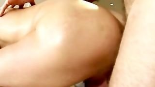 Muscular Gay Fucks Ass