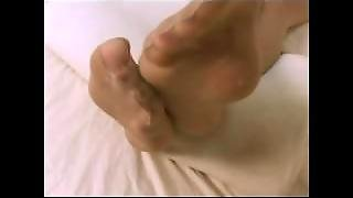 Foot Fetish Nylons Feet