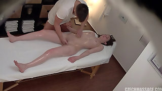 Czech Massage With Hardcore Sex
