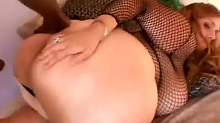 White Bbw Anal Fucked By A Black Dude