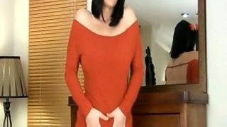 Busty Mature Solo 002