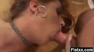 Teen Fisting In Extreme Sex