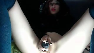 Asia Webcamgirl Play With Pussy
