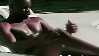 Gay Black Dick Mouth Massage