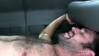 Castrated Twink Cj Wants A Big Dick In His Ass