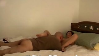 Amateur Sex For Blowjob Swallows Cum