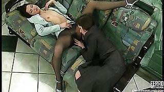 Emmie&jaclyn Awesome Pantyhose Movie